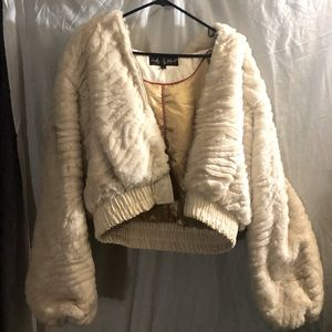 🔥Baby Phat Faux Fur Jacket